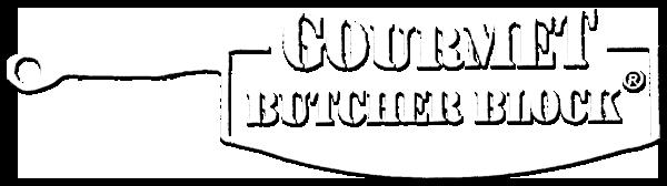 Gourmet Butcher Block Retina Logo